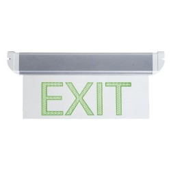 "CORP ILUMINAT EMERGENTA LED, 2H, IP30,  ""EXIT"""