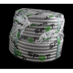 TUB FLEXIBIL METALIC OTEL ZINCAT 11mm 50M/SUL