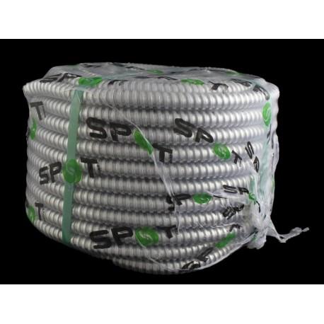 TUB FLEXIBIL METALIC OTEL ZINCAT 50mm ,25m/SUL