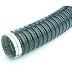 TUB FLEXIBIL METALIC+ IZOLATIE 18mm ,50M/SUL