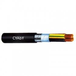 CYABYF 5X1.5 0.6/1 KV gri Tambur