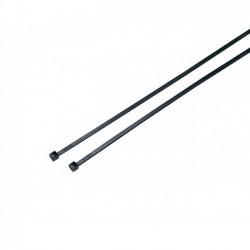BRIDA PLASTIC 160x2.5mm NEAGRA (set 100 buc)