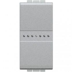 LL - NO buton axial 1P 10A 1m tech