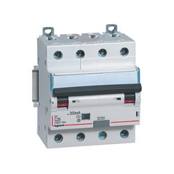 DX3 4P C16 6000A AC 30MA 4M