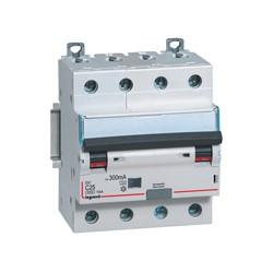 DX3 4P C25 6000A AC 30MA 4M