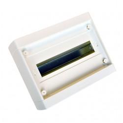 TABLOU PLASTIC APLICAT APARENT FARA USA 12M IP40 NEDBOX