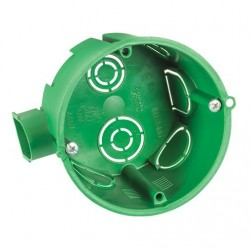 Modulo Doza de aparat rotunda verde 65x45