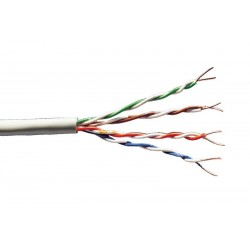 DIGITUS - Cablu CAT 5e U-UTP, cutie 305m, PVC, gri.