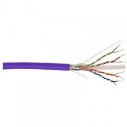 DIGITUS-Cablu CAT 6 F-UTP cutie 305m, PVC, violet