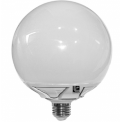 BEC POWER LED 240V GLOB F:125MM E27 20W L.CALDA