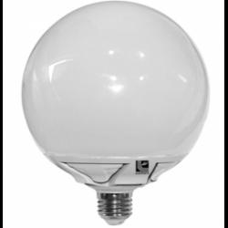 BEC POWER LED 240V GLOB F:125MM E27 20W L.CALDA