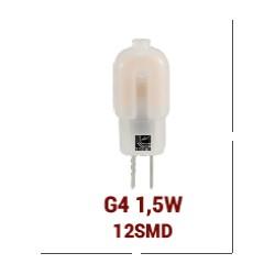 BEC CU 12LED SMD 1.5W 12V G4 ALB CALD