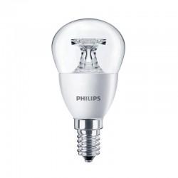 BEC LED 5.5W/40W WW E14 (470LM) P45 CL ND