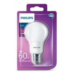 BEC LED 8W/60W E27 WW (806LM) A60 FR ND