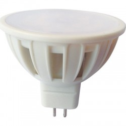 BEC LED SMD 4W,GU5.3, 6400K,240LM,220V,VITOONE