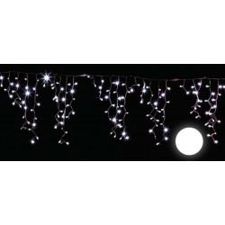TURTURI LUMINOSI TLS41-WW: 192 LED-uri albe, 4,2X0,8 metri,CABLU ALB