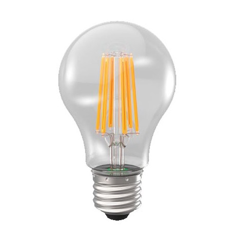 Bec LED E27 6W Filament 2700K A60 810Lm Non Dim