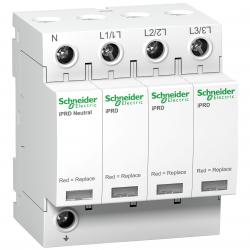 ACTI9- DESCARCATOR IPRD40R 40 KA 350V 3P+N SEMN