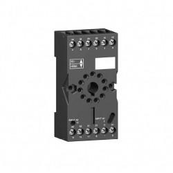 PRIZA RUZ - CONTACT COMB. - 10A -   250V - CONECTOR - PT. RELEU AMBROSABIL
