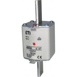 SIGURANTA FUZIBILA MPR NH 2 / 400A 500V gG