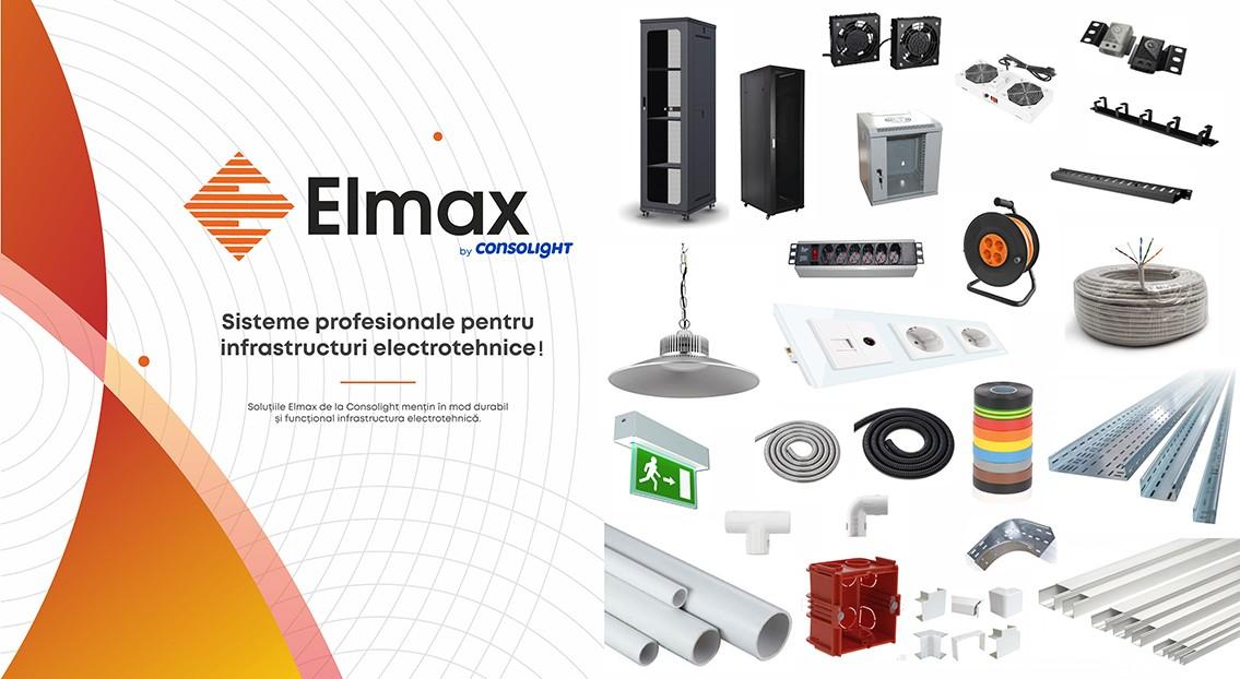 Gama Produse Elmax